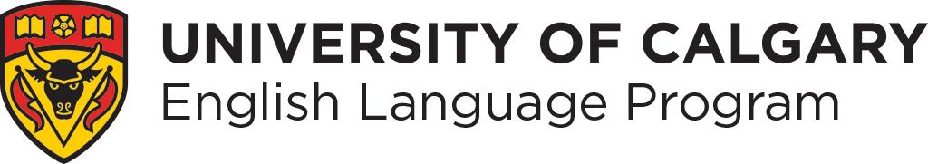 University of Calgary English Language Program
