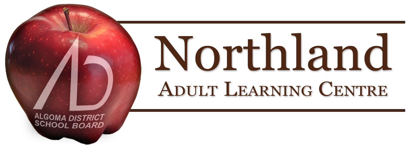 Northland Adult Learning Centre (Algoma District School Board) logo
