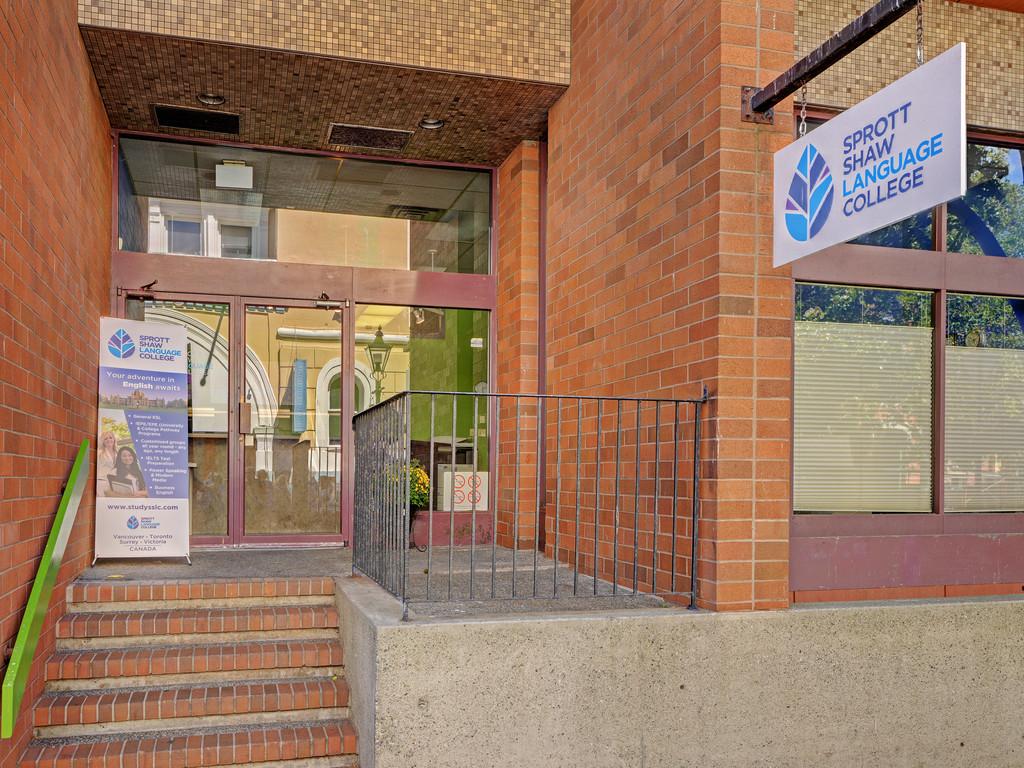 Sprott Shaw Language College - Victoria