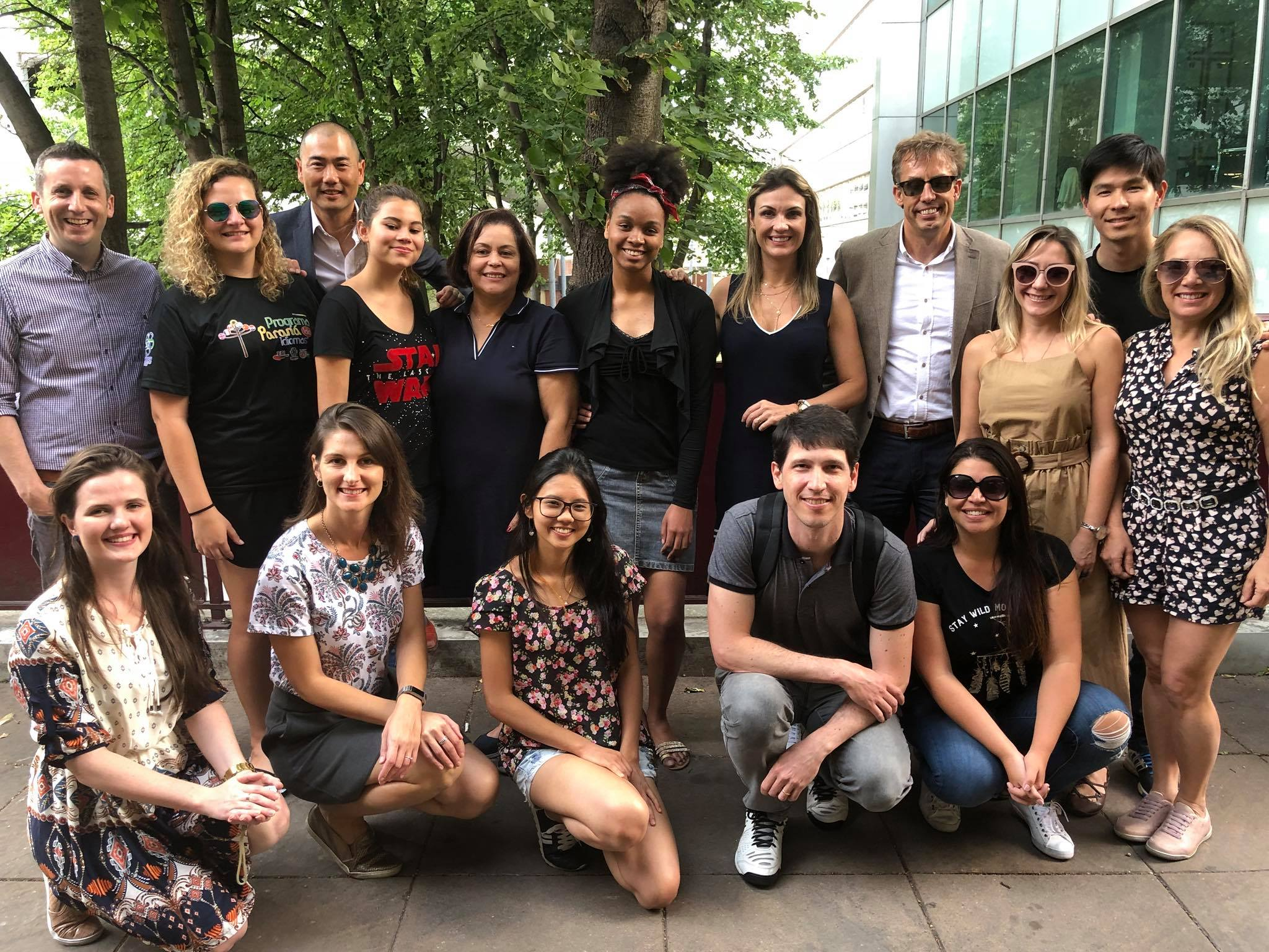 Paraná Speak English Coordinators Wrap-Up Three Week Toronto Program
