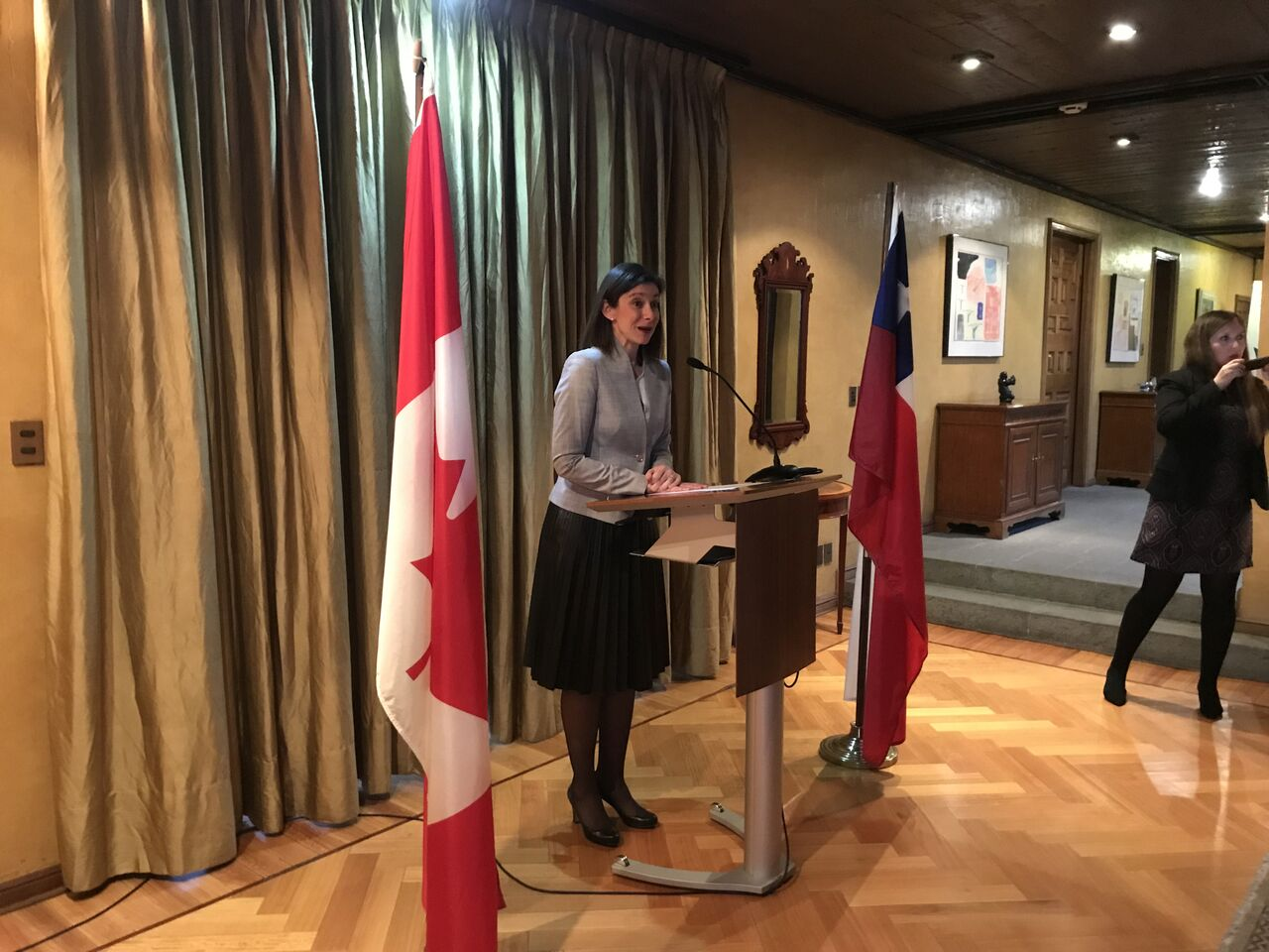Languages Canada reports on the success of its trade mission to Chile
