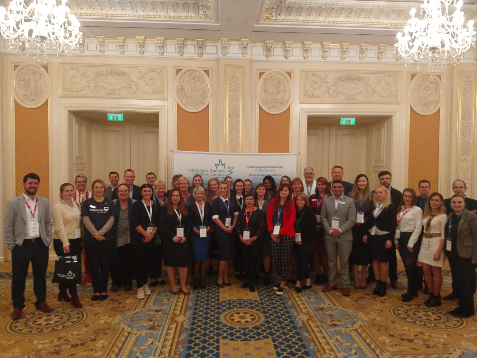 Languages Canada completes successful trade mission to Russia and Ukraine